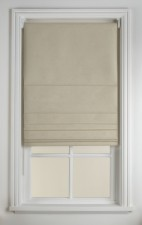 Cream Seamed Blinds